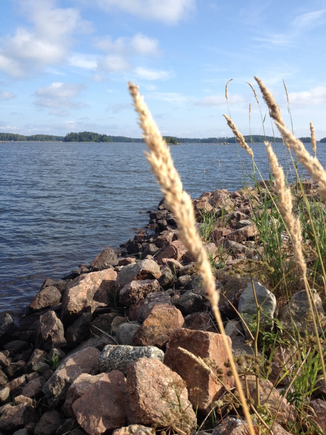 sehr schön - ser sjön